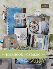 Stampin' Up! Idea Book and Catalog 2010-2011