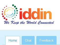 iddin online chat