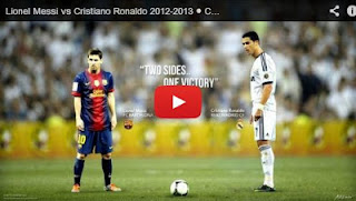 Messi Vs CR7
