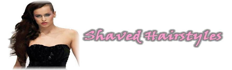 shaved hair styles for women