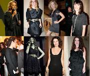 Provador Fashion: Vestidos Pretos de Festa – Fotos e Modelos (vestido preto com de festa foto )