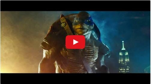 click to watch the official teaser trailer for Teenage Mutant Ninja Turtles, in theaters August 2014!