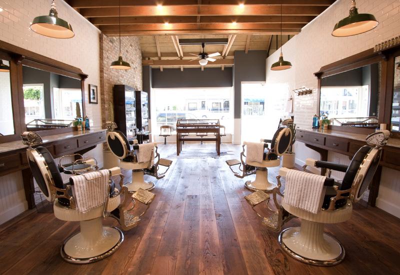 the barber shop dandy von n tzen. Black Bedroom Furniture Sets. Home Design Ideas