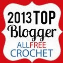 all free crochet blogger icon