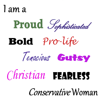 Products for Strong, Conservative Women