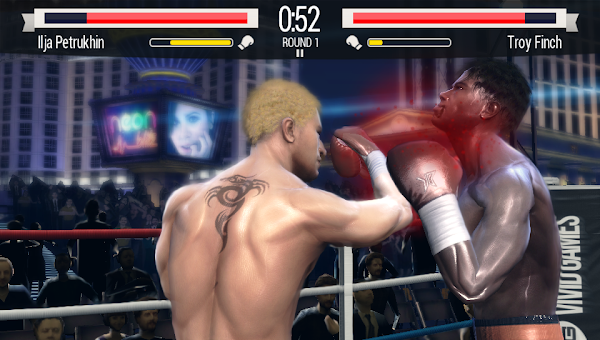 Real Boxing Screen 3