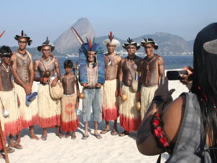 Resultado de imagen para Los indios Tupis