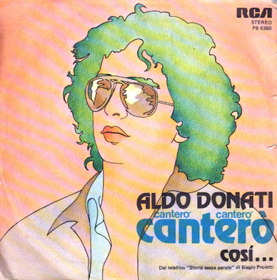 Sanremo 1980 - Aldo Donati - Canterò Canterò Canterò