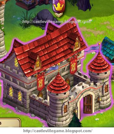 castleville game royal building update