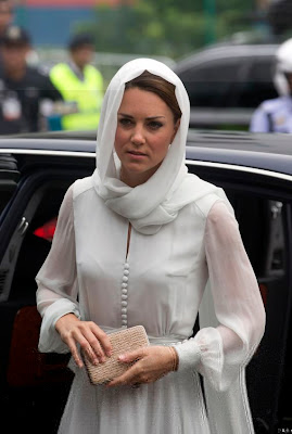 Kate Middleton telanjang