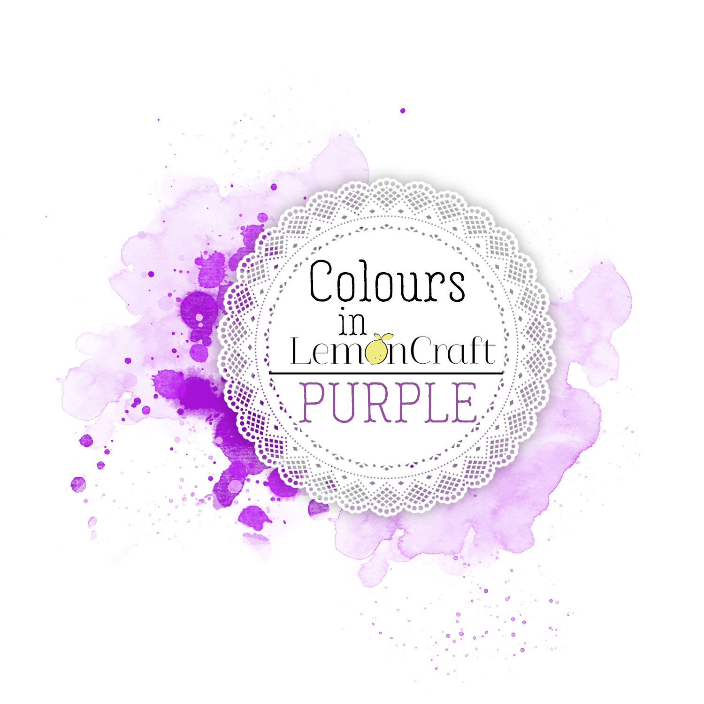 Fioletowe wyzwanie / Purple challenge