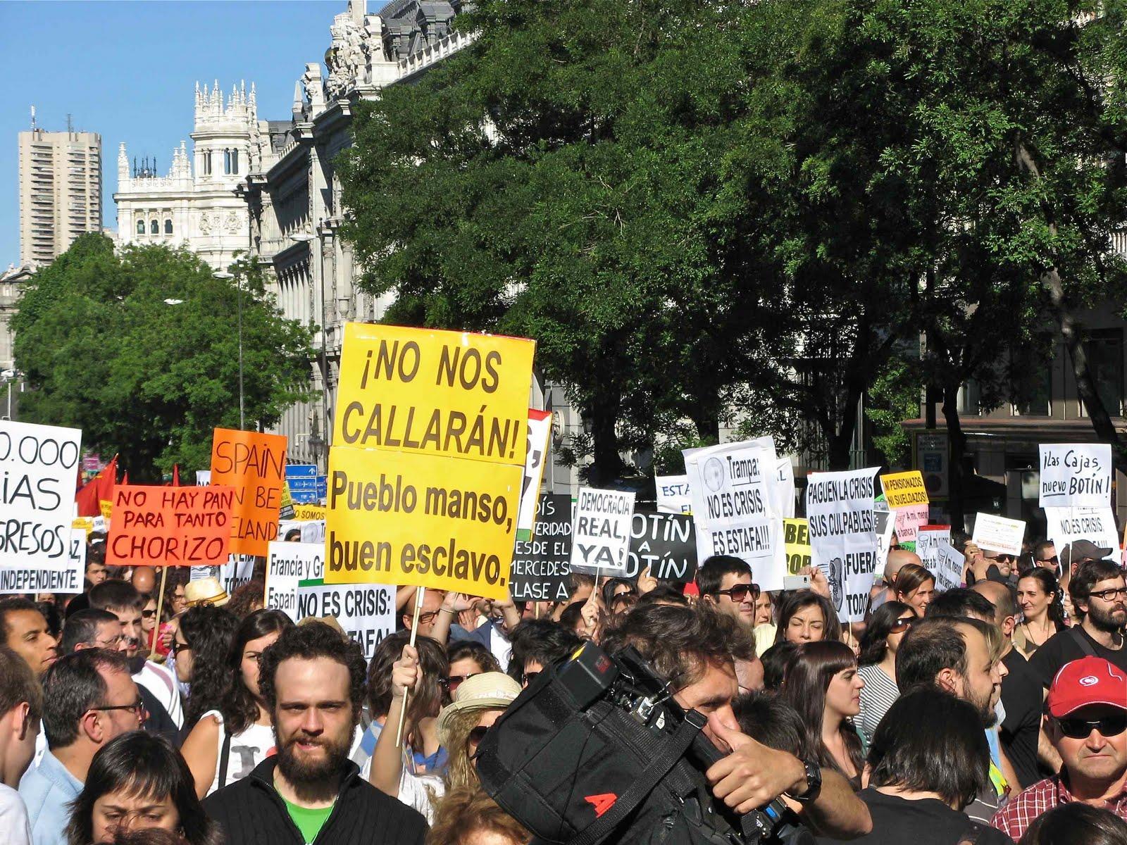 Murcia en lucha mayo 2011 for Habitamos madrid