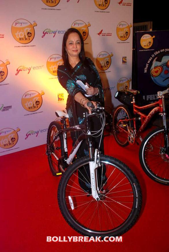 , Celebs Grace The Godrej Eon's 'tour De India' Cycling Event