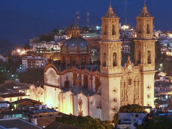 Catedral de Santa Prisca - Taxco, Guerrero