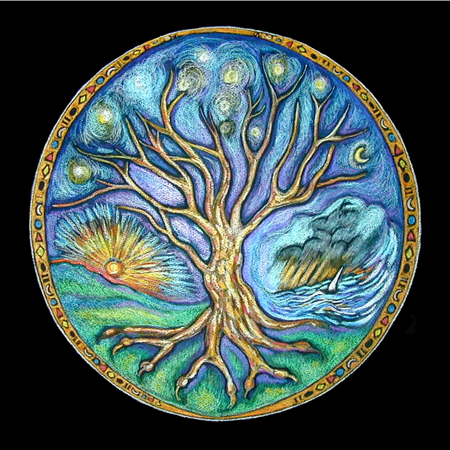 Gifted Guidance Angelology And The Tree Of Life