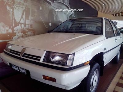 kereta pertama malaysia