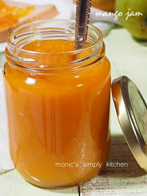 resep selai mangga homemade