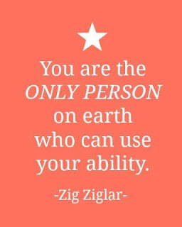 You are the only person on earth who can use your ability