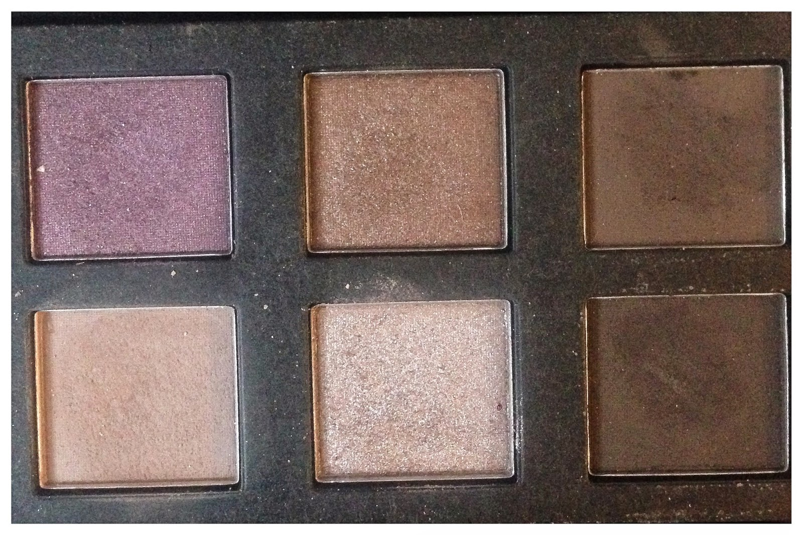 Sephora Collection It Palette Nude Closeup 2