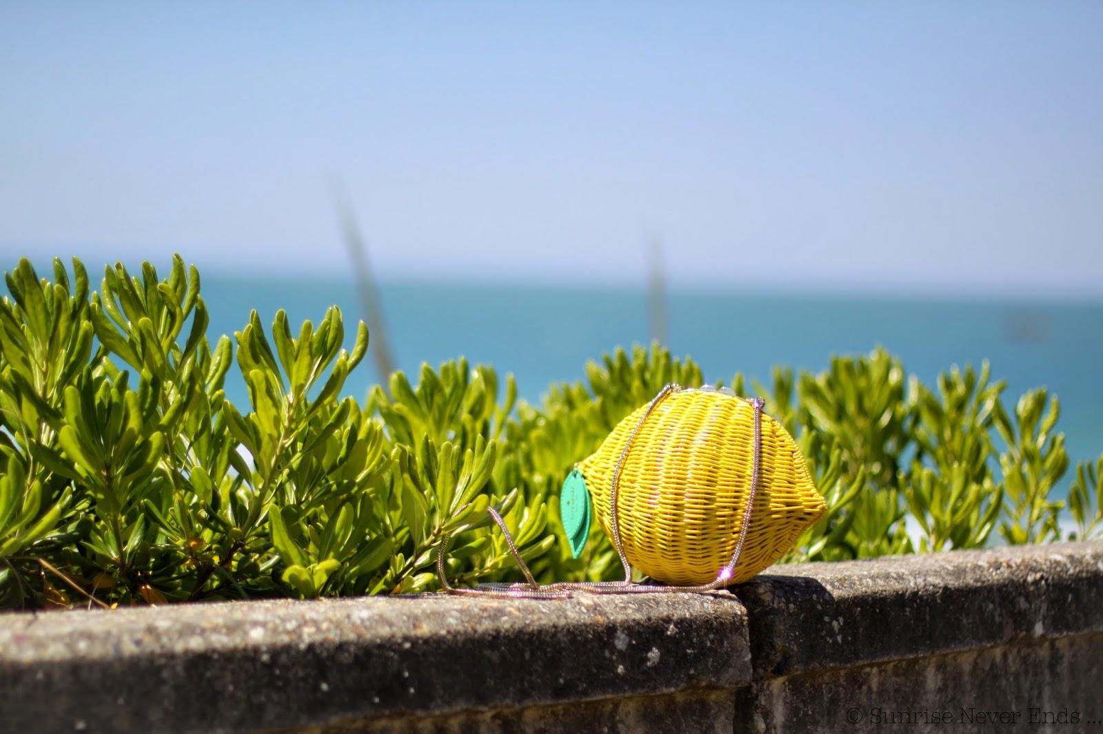 citron,limonade,citronnade,capri,sac,osier,kate spade,biarritz,lemons,limone,limoncello