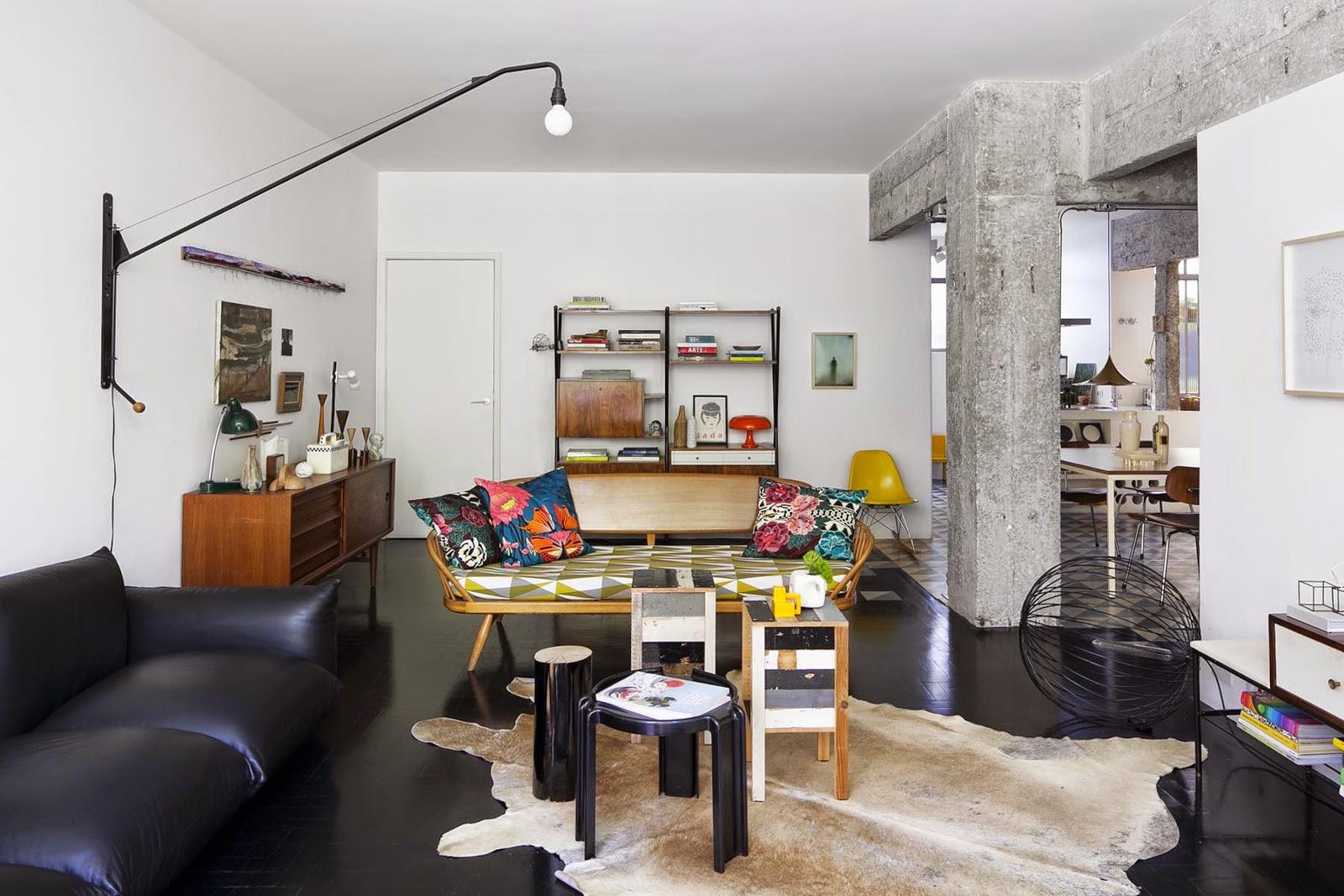 Designklassiker In Schwarz Weiß Einrichtung   Der Moderne Design Trend Im  Einrichten