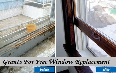Grants For Free Window Replacement For Low Income Families