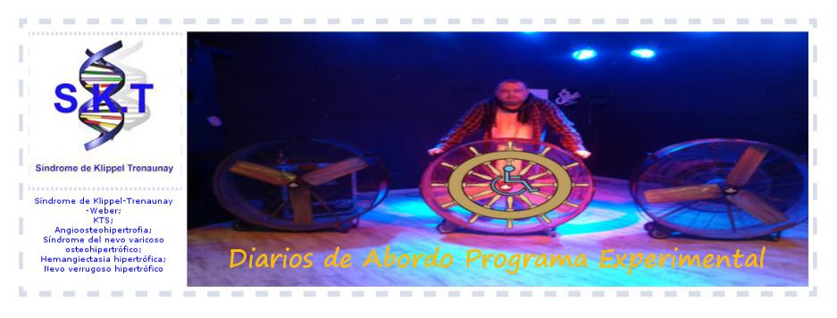 Diarios de Abordo. Programa Experimental