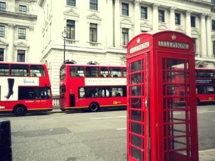 London, England, United Kingdom, UK, Britain, Great Britain, Telephone Cabin
