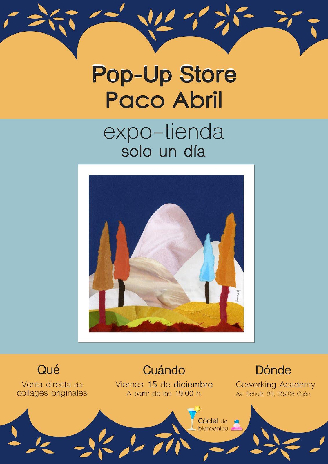 POP-UP Store. Expo-tienda