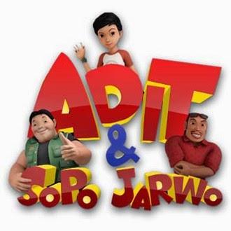 GAMBAR ANIMASI-KARTUN ADIT-SOPO & JARWO