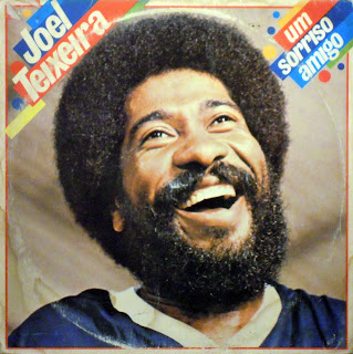 Joel Teixeira - Um Sorriso Amigo,EMI  Odeon 1982