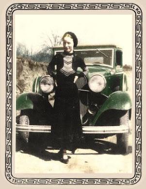 Bonnie Parker.