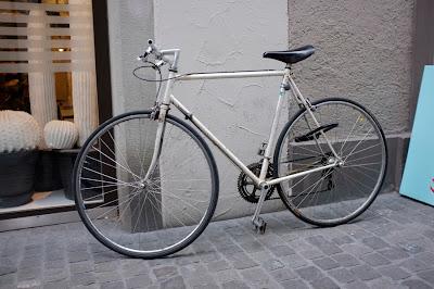 bici, bicicleta, urbana, cuidad, carretera, manillar, bike, single speed, singlespeed