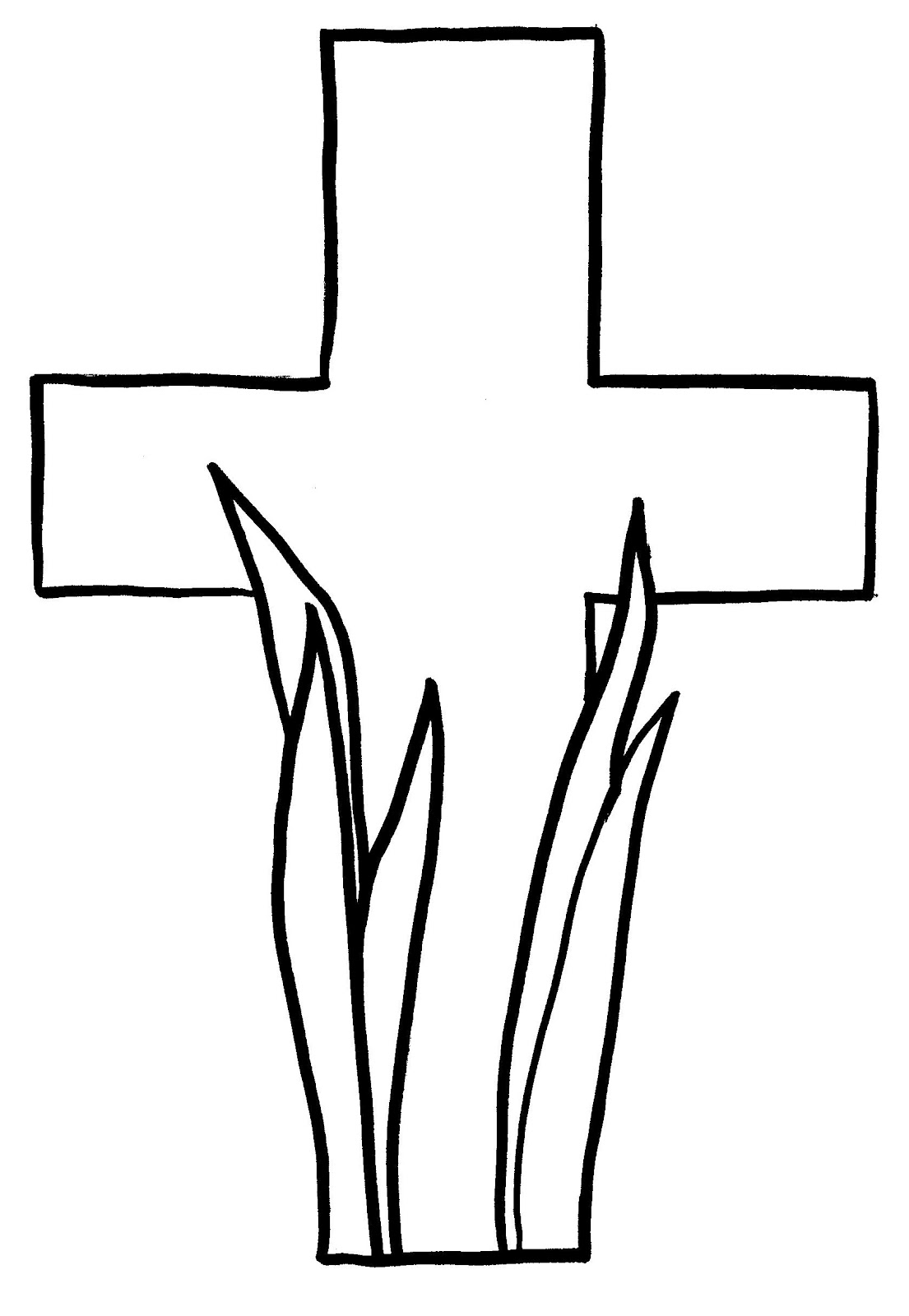 Childrens liturgy use this graphic for the mid sized banner symbol brown and green and the full size black white offertory symbol biocorpaavc