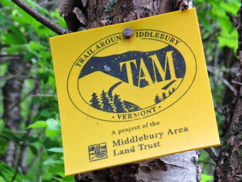 Trail Around Middlebury