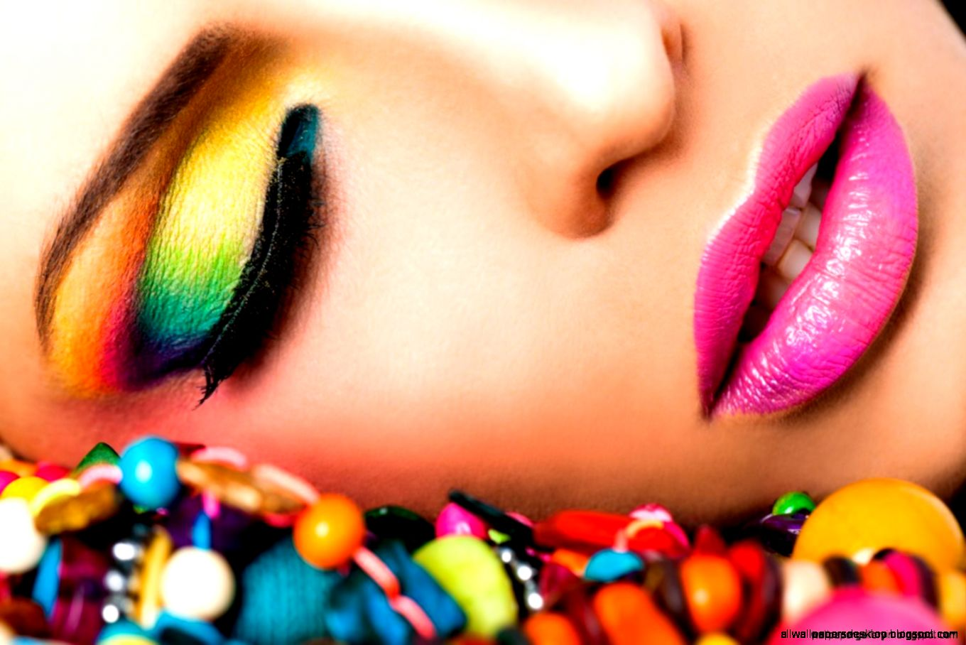 Bead Colorful Love Hd Wallpapers  Wallpaper Gallery