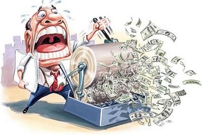 كاريكاتير: التضخم