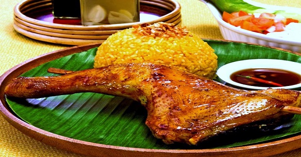 Bacolod City's Chicken Inasal