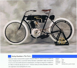 "harley-davidson "" the first "" 1903"