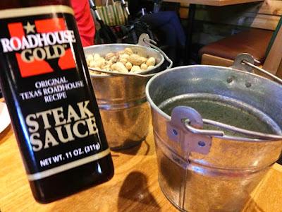 Texas Roadhouse Steak Sauce Taiwan