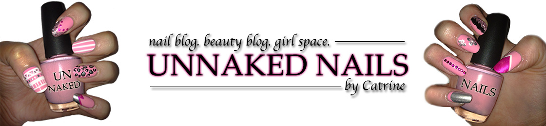 Unnaked Nails // UK Beauty Blog