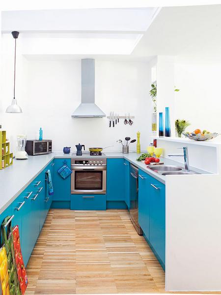 10 dise os de cocinas sin muebles altos kansei cocinas for Muebles altos de cocina