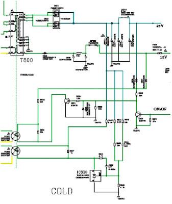 Hình 29 - Mạch điện bên thứ cấp và mạch hồi tiếp so quang.