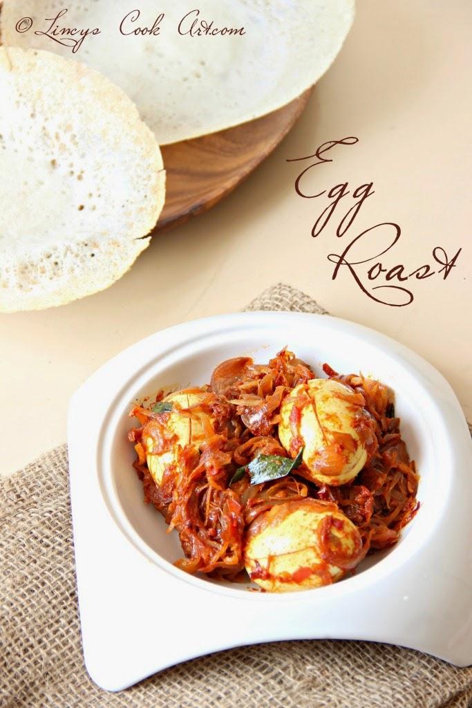 Egg Roast/ Kerala Mutta Roast