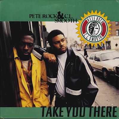 Pete Rock & C.L. Smooth – Take You There (CDS) (1994) (320 kbps)