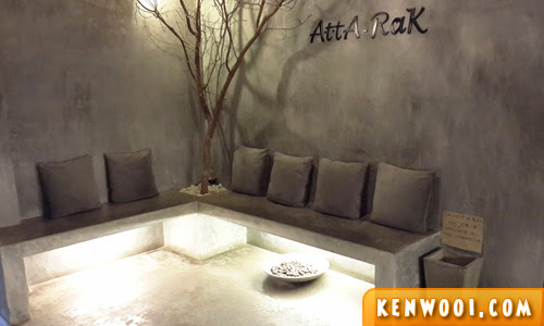 krabi attarak waiting area