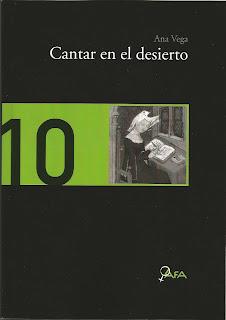 http://edicionestrabe.blogspot.com.es/2015/04/cantar-en-el-desierto.html