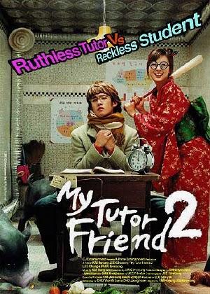 Anh bạn gia sư 2 - My Tutor Friend 2 (2007) Vietsub