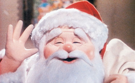 Christmas santa claus is coming to town - photo#7
