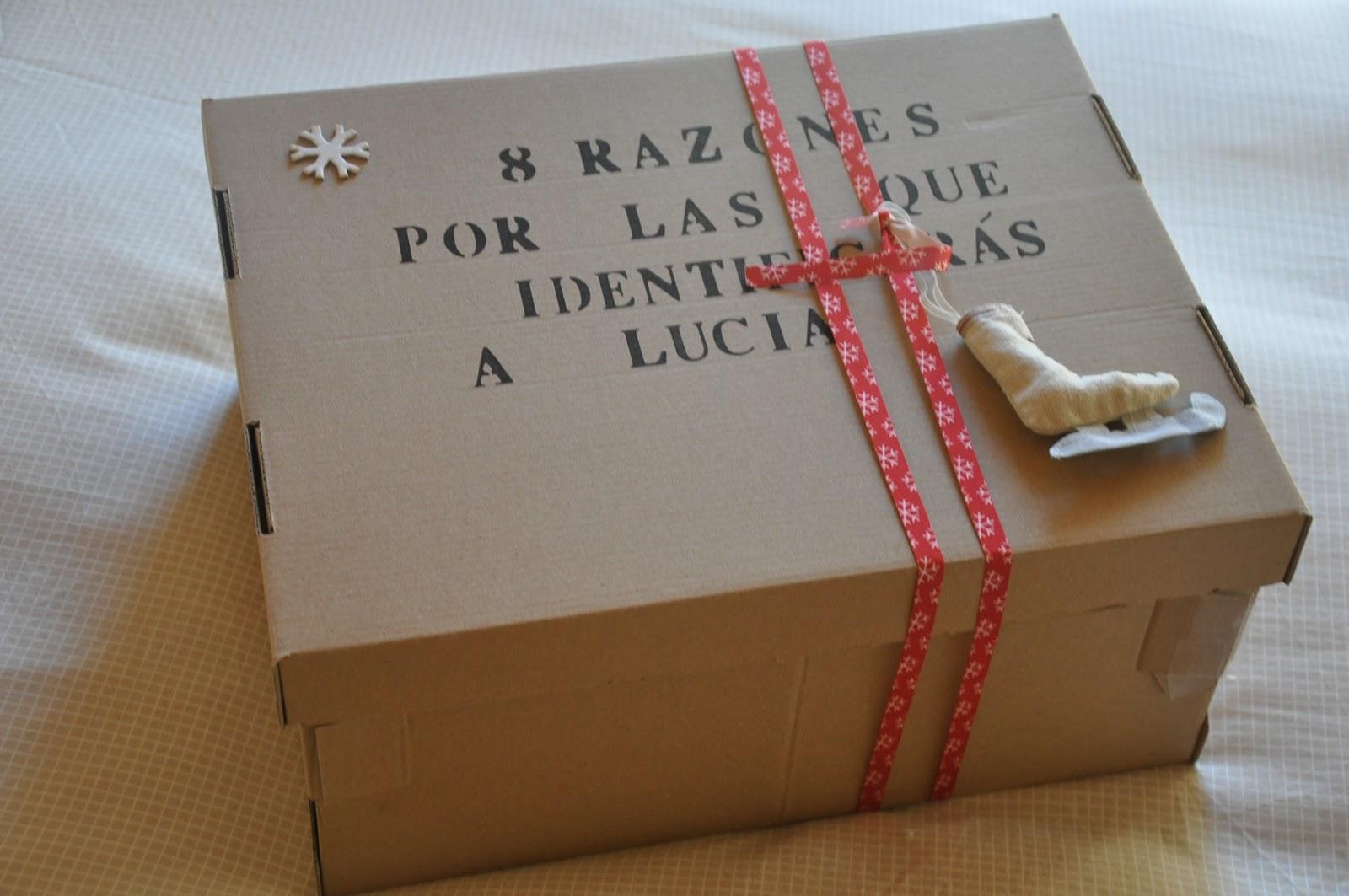 Amigo invisible el regalo for Regalos originales amigo invisible